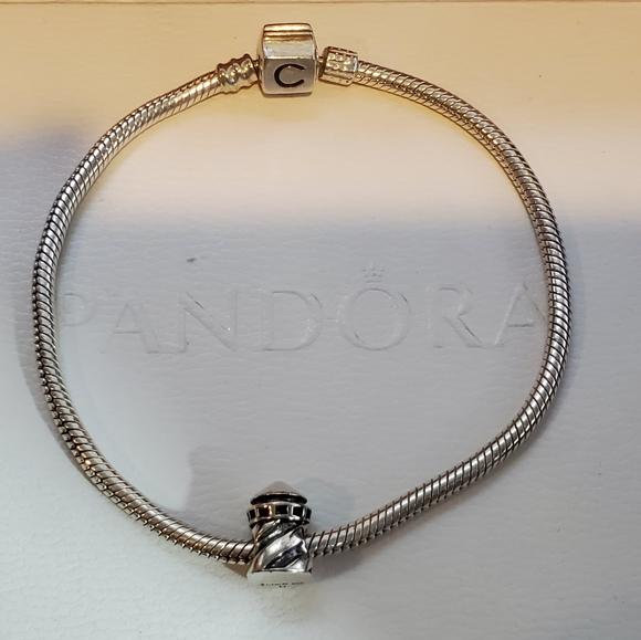 Jewelry - CHAMILIA CHARM BRACELET WITH CHARM